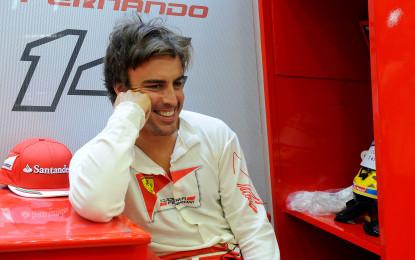 "Fernando Alonso: ""Io e la Formula 1"""