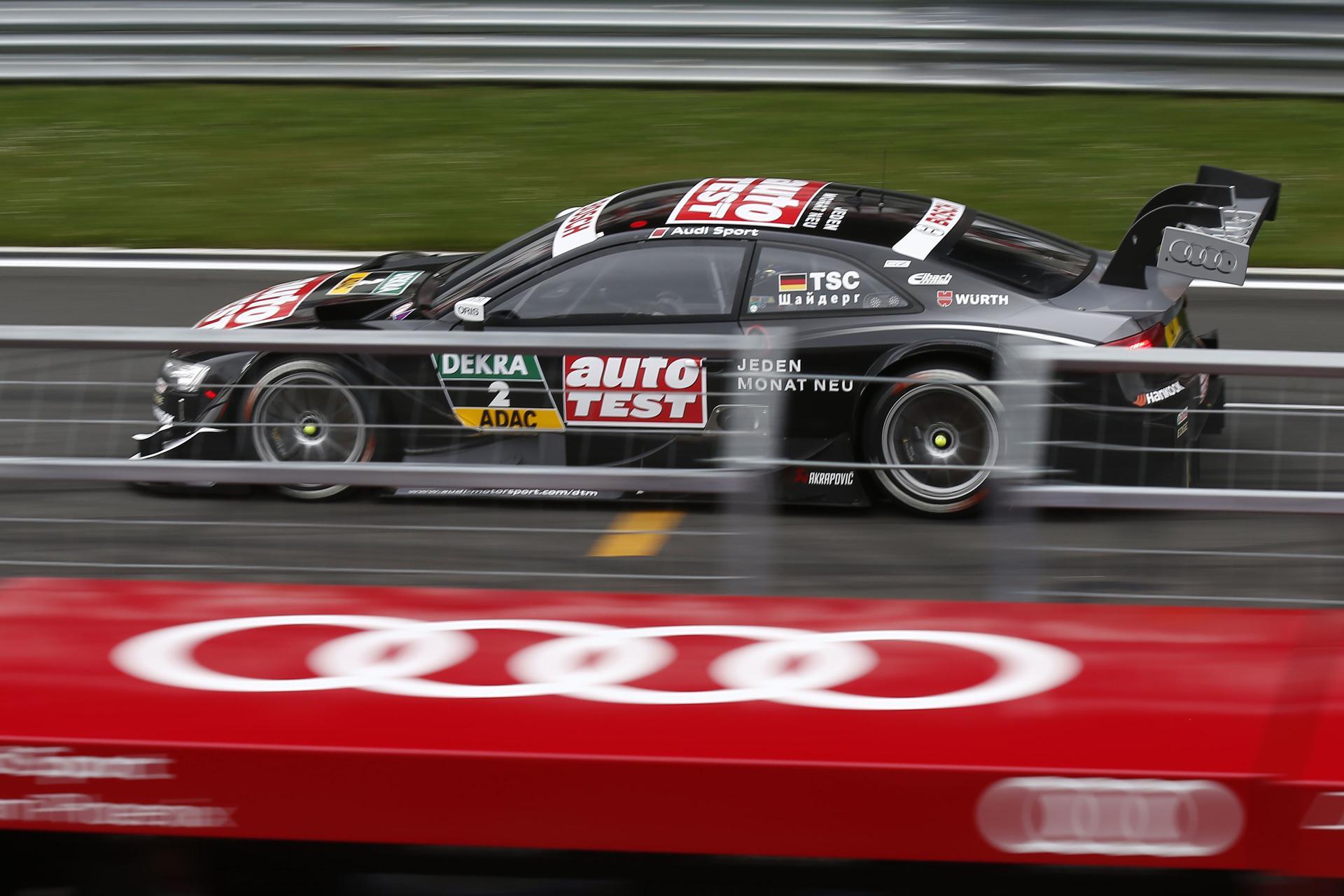 DTM pronto per il 7° round al Nurburgring
