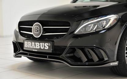 Brabus per Mercedes Classe C