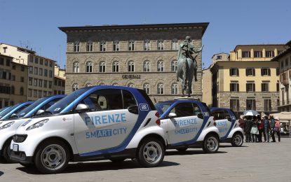 car2go conquista anche Firenze