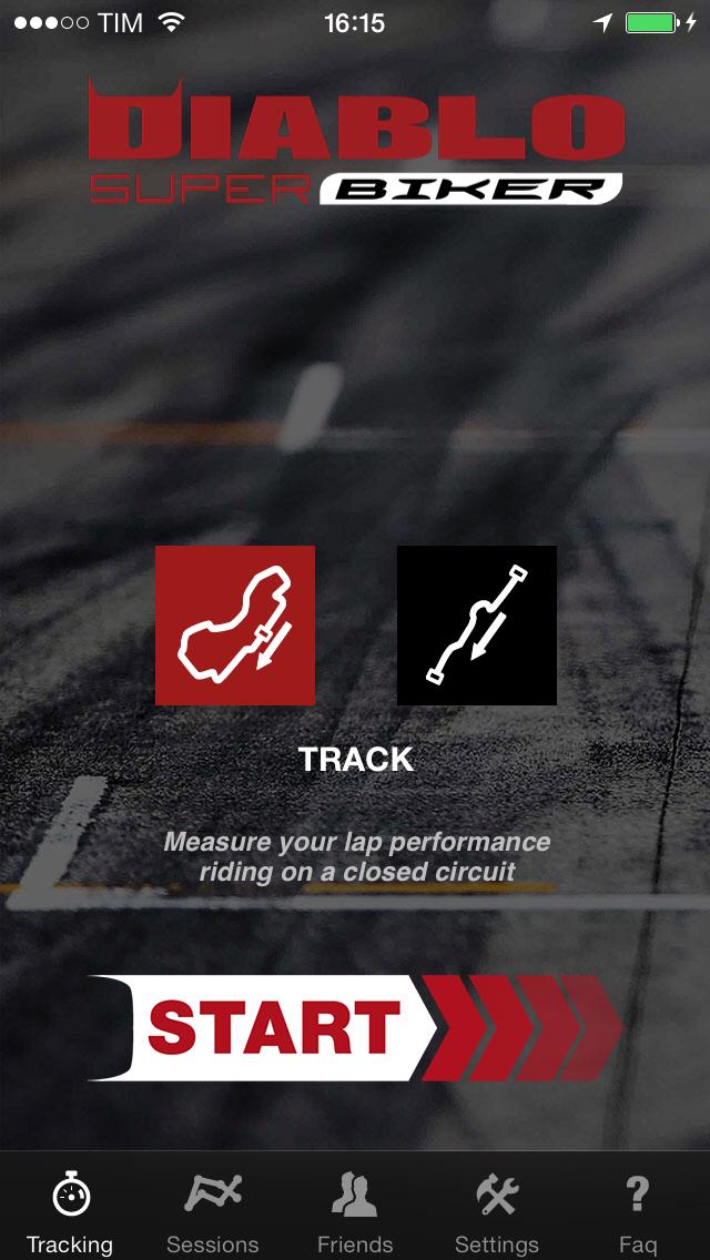 Diablo Super Biker, l'app Pirelli si rinnova