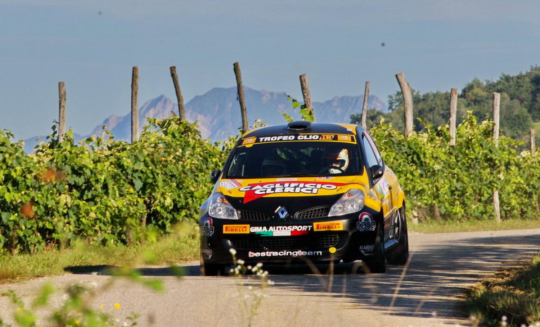 Trofei Renault: il punto sul Rally del Friuli