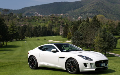 Jaguar sponsor dell'Open d'Italia di Golf