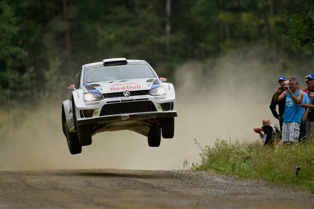 Rallylegend: Latvala apripista con la Polo R WRC