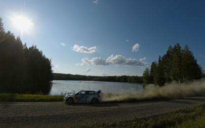 WRC: Latvala porta la Polo R WRC al successo in Finlandia