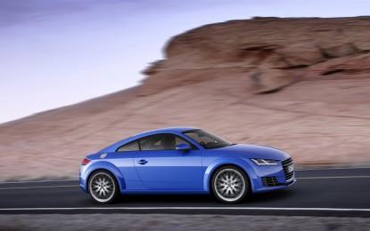 Nuova Audi TT: inizia la prevendita