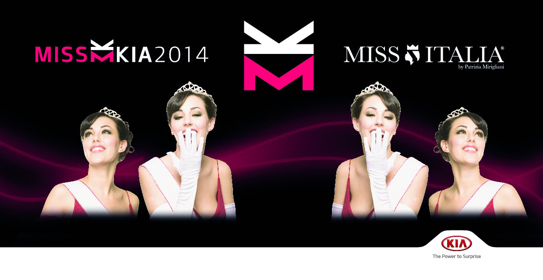 In giro per l'Italia alla ricerca di Miss Kia 2014