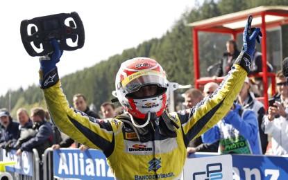 GP2: gara sprint a Nasr