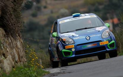 I Trofei Renault al 50° Rally del Friuli