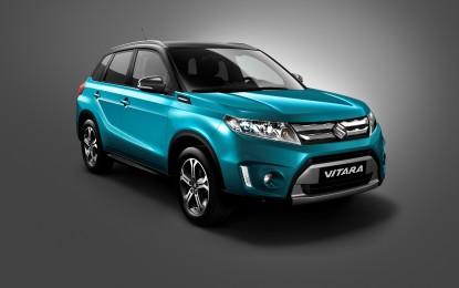 Nuova Suzuki Vitara: anteprima mondiale a Parigi