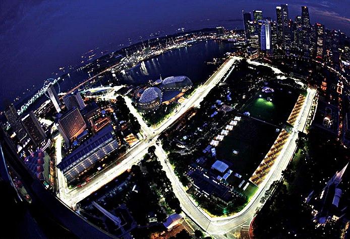 Singapore: e luce fu, grazie a un italiano