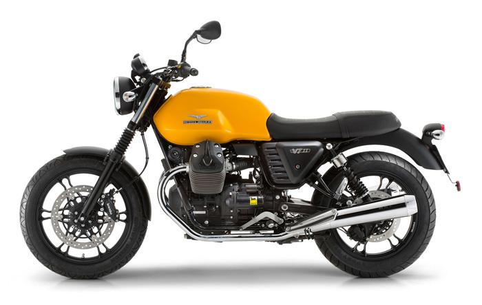 Moto Guzzi V7 II: Stone, Racer e Special