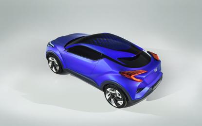 Nuovo Concept Toyota C-HR