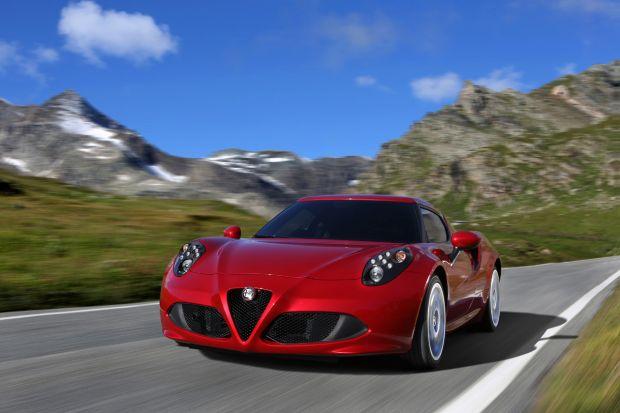 Alfa Romeo 4C: scoprila con la Realtà Aumentata