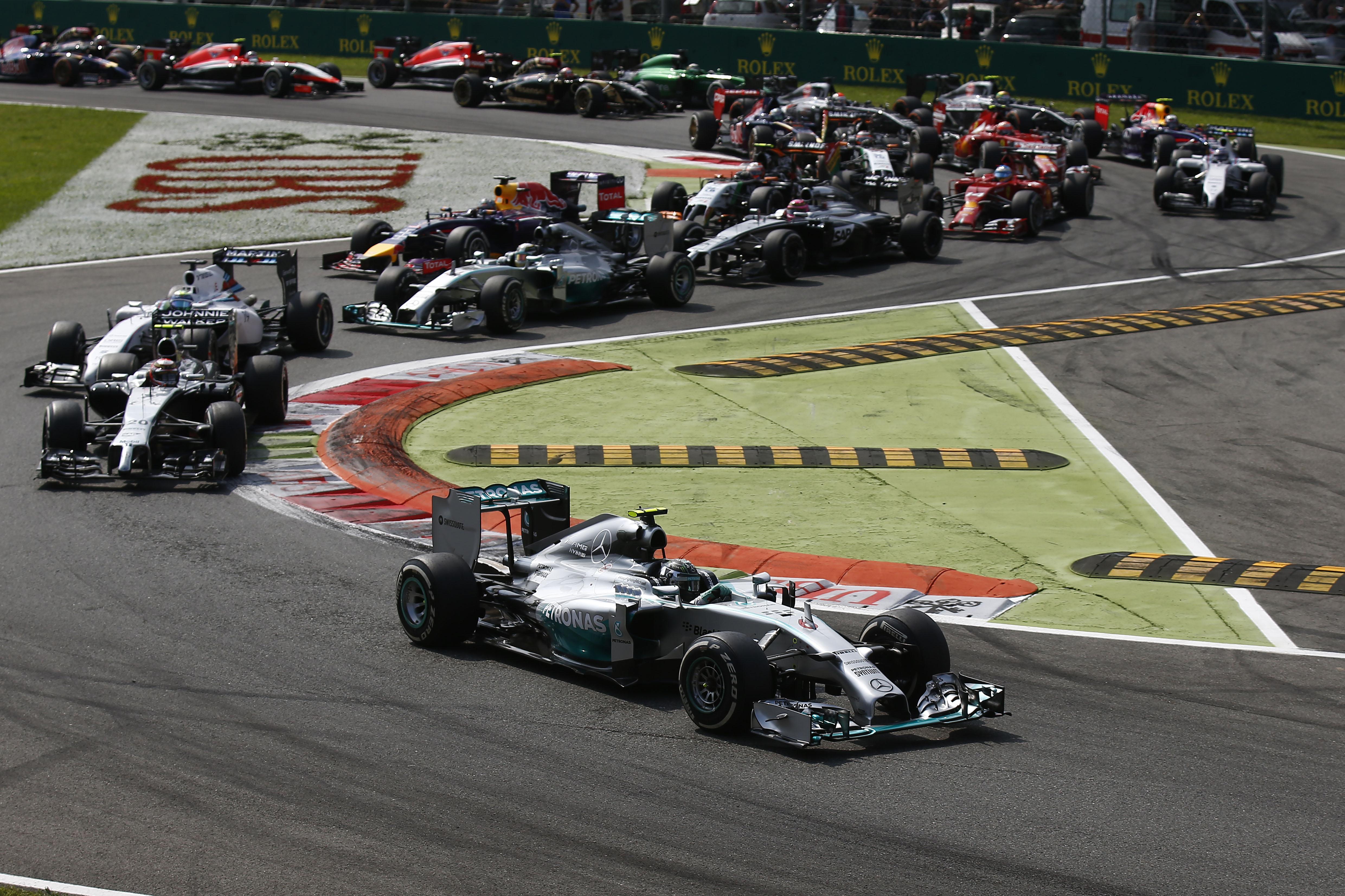 Minardi: road to Monza