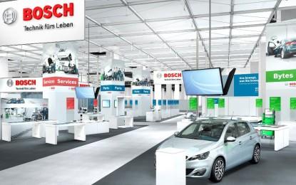 Bosch: riflettori sulla sostenibilità