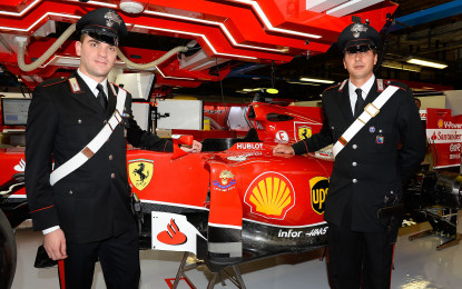 I Carabinieri tornano in pista a Monza