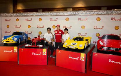 Shell, Ferrari e LEGO: partnership di successo