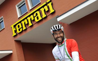 Da Birmingham a Maranello… in bici!