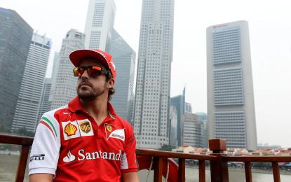 Alonso: segnali sempre più chiari