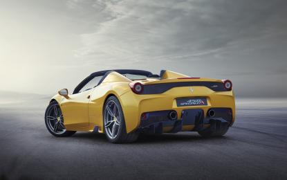 """Ferrari 458 Speciale A: """"aperta"""" da record!"""
