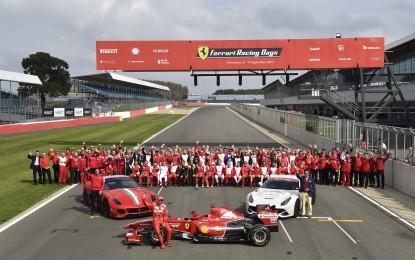 Ferrari Racing Days: tutte le emozioni del weekend