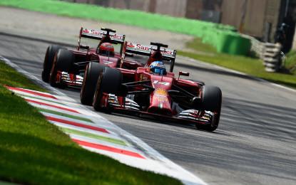 Ferrari: ritiro e 2 punti. Molto su cui riflettere