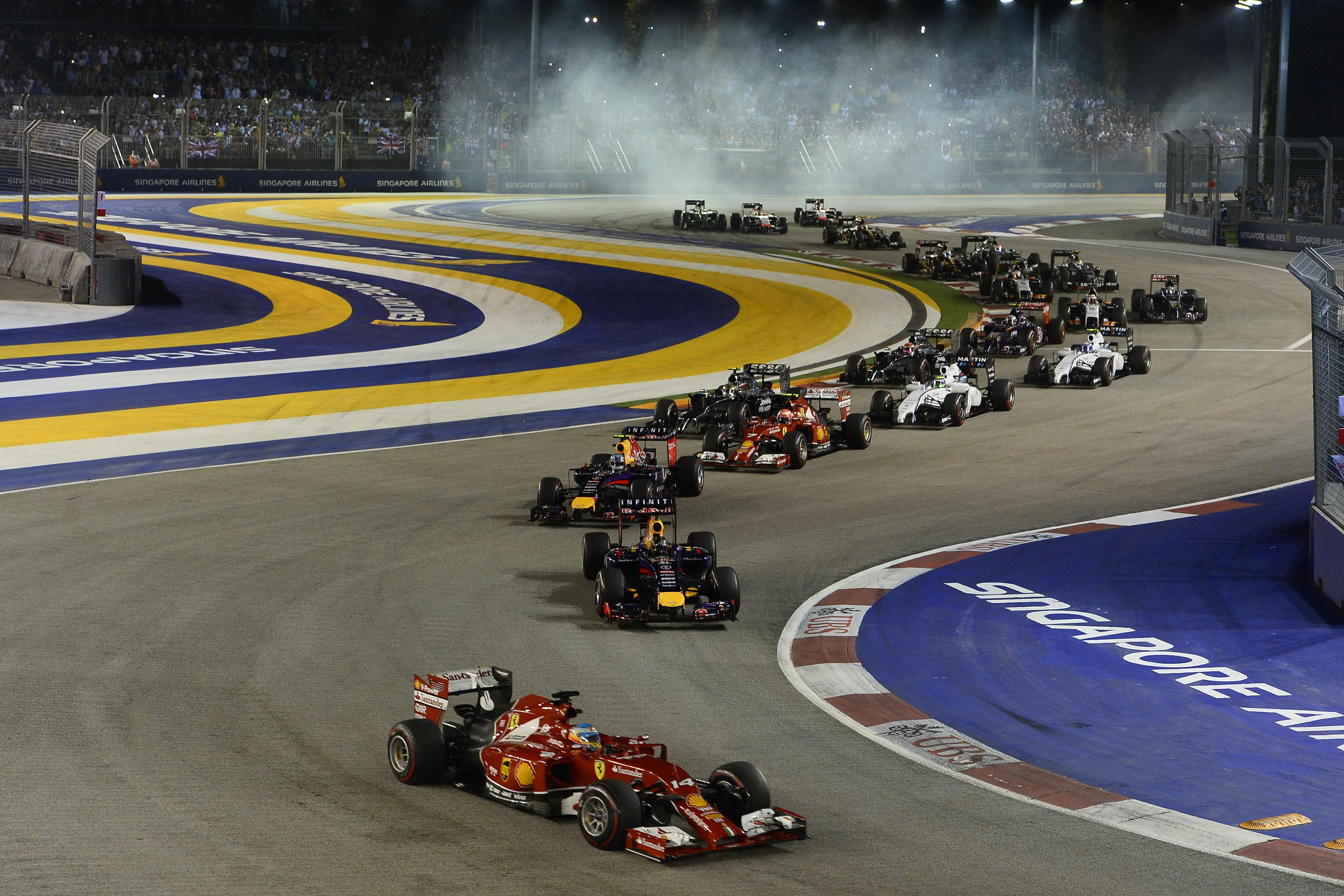 Ferrari: il punto sulla gara di Singapore