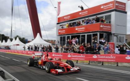 Kimi e la F60 protagonisti a Rotterdam