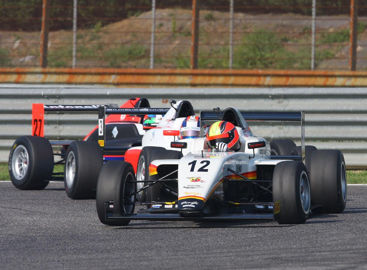 Italian F.4 by Abarth: a Monza il 6° round