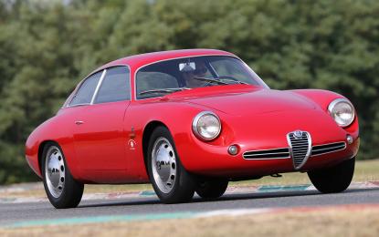 Alfa Romeo protagonista del Gran Premio Nuvolari