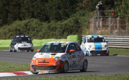 Trofeo Abarth: la pole è di Luca Anselmi