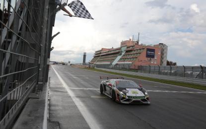 Lamborghini Super Trofeo: 4° vittoria per Mul
