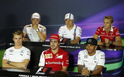Monza: presenti 6, protagonisti due