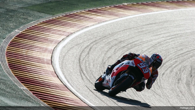 Aragon: pole-spettacolo di Marquez, l'11°