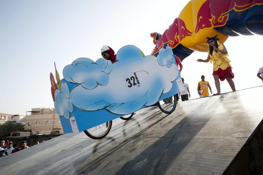 Domani a Torino la Red Bull Soapbox Race