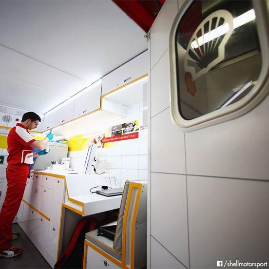 Shell PurePlus per la F14T, il primo olio da gas naturale