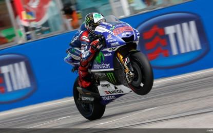 MotoGP: Lorenzo spezza il dominio di Marquez in qualifica