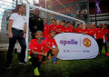 "Apollo Tyres e Manchester United ""Go the Distance"""