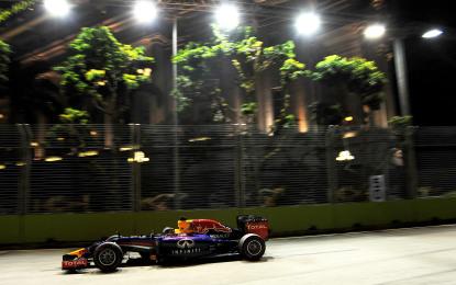 Singapore: il bilancio di Renault SportF1
