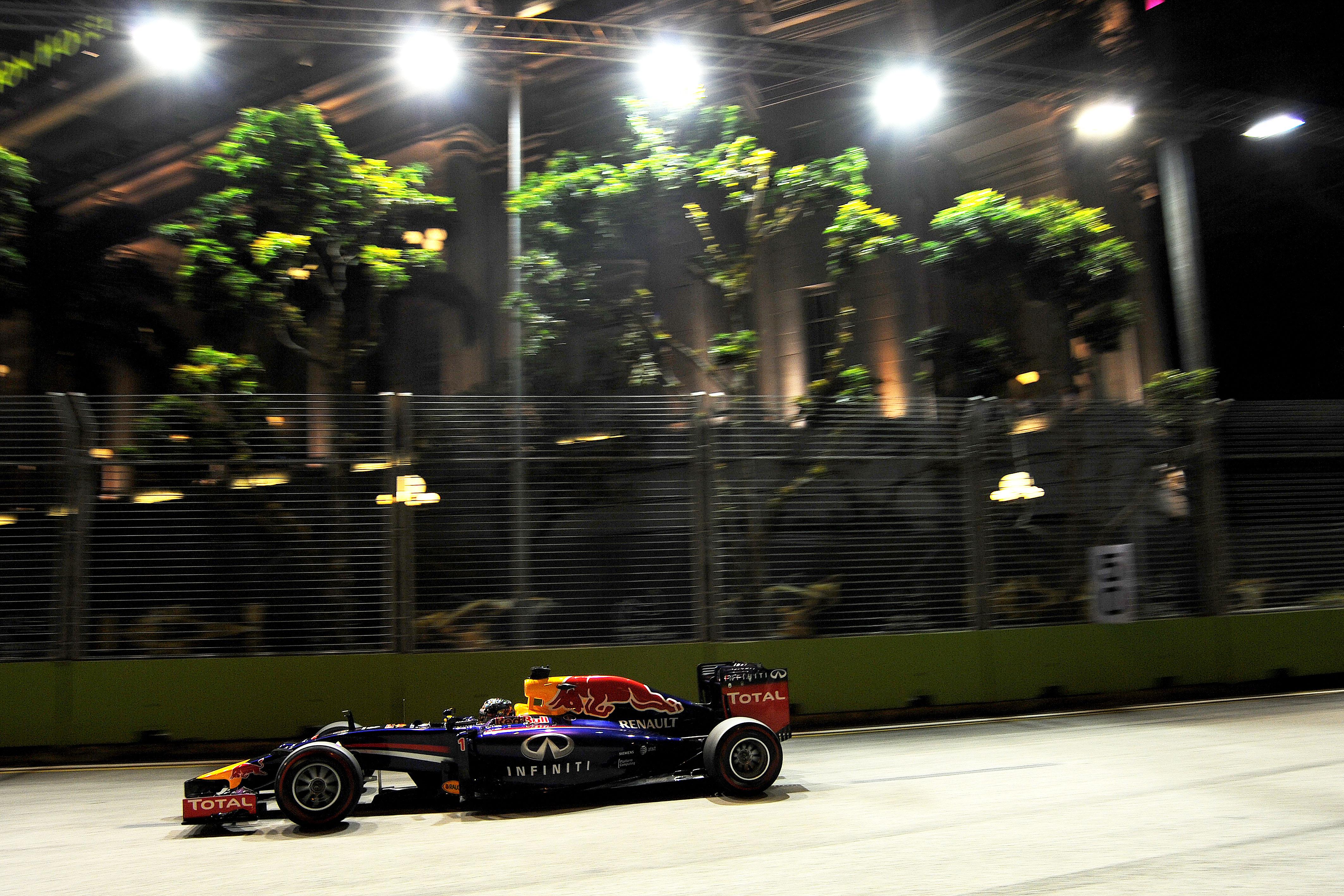 Minardi: road to Singapore