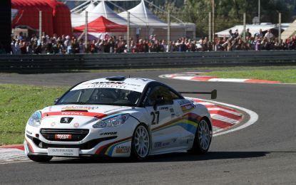 Italiano Turismo Endurance: RCZ-R terza assoluta