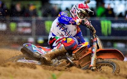 Motocross delle Nazioni: vince la Francia, Maglia Azzurra 6°