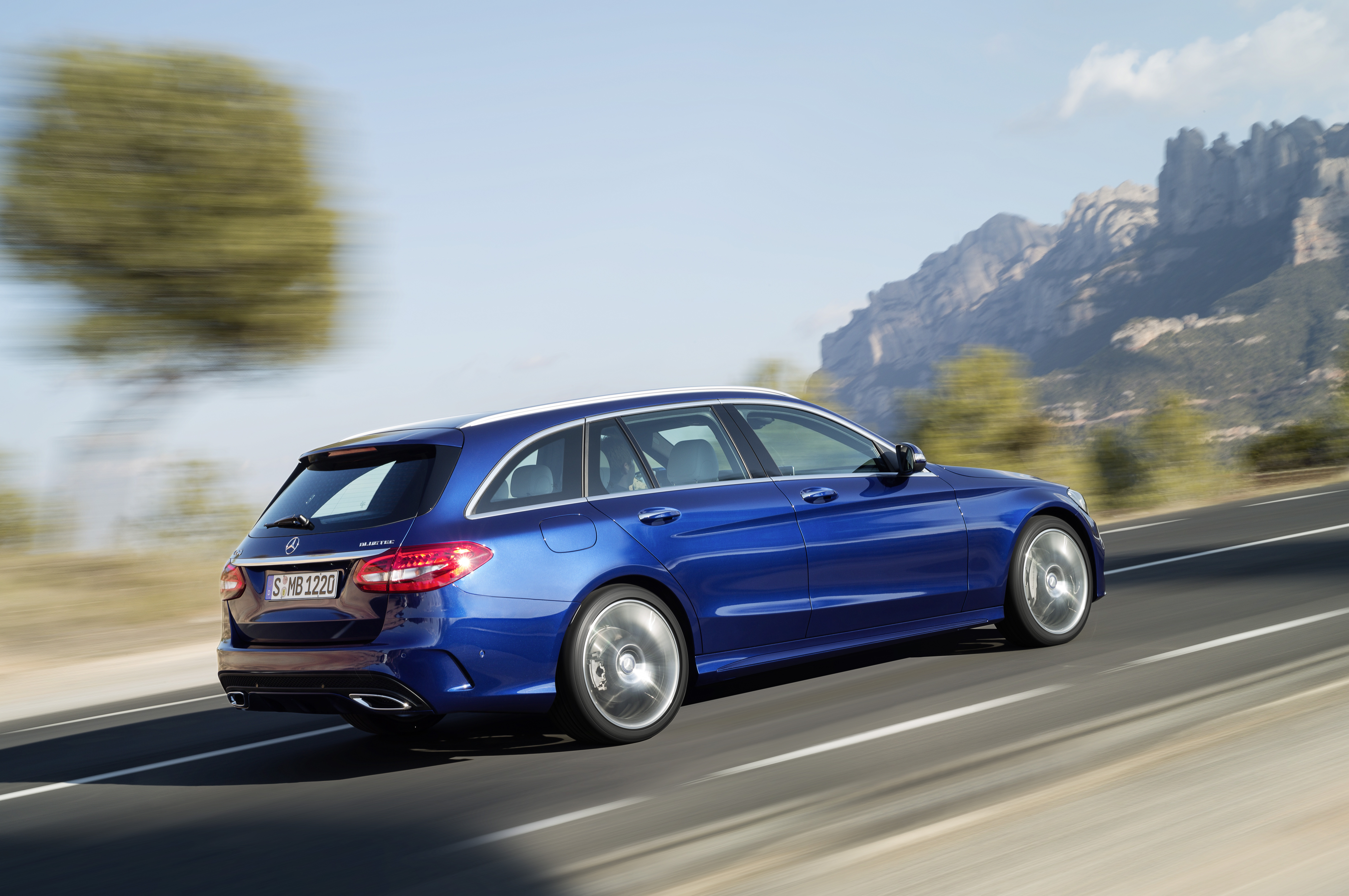Nuova Mercedes-Benz Classe C Station Wagon