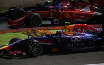P Zero a Monza: al limite estremo della velocità