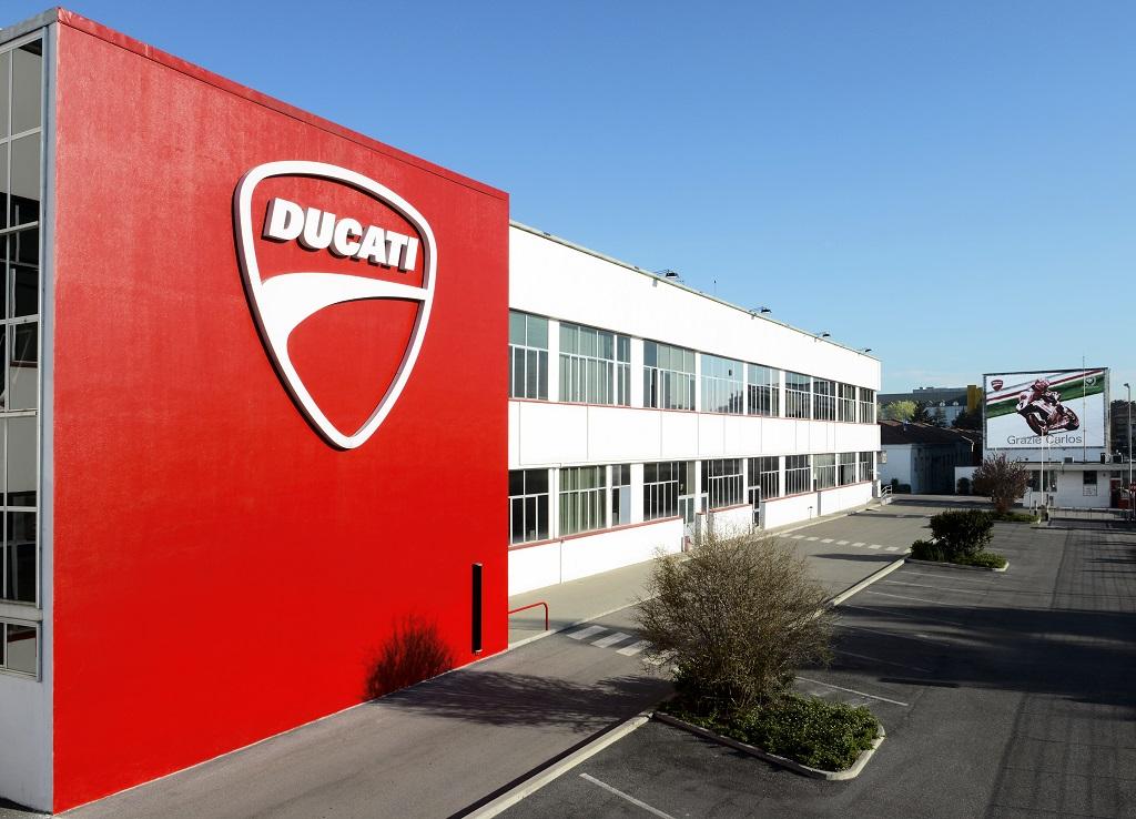 Ducati: accordo storico per investimenti a Bologna