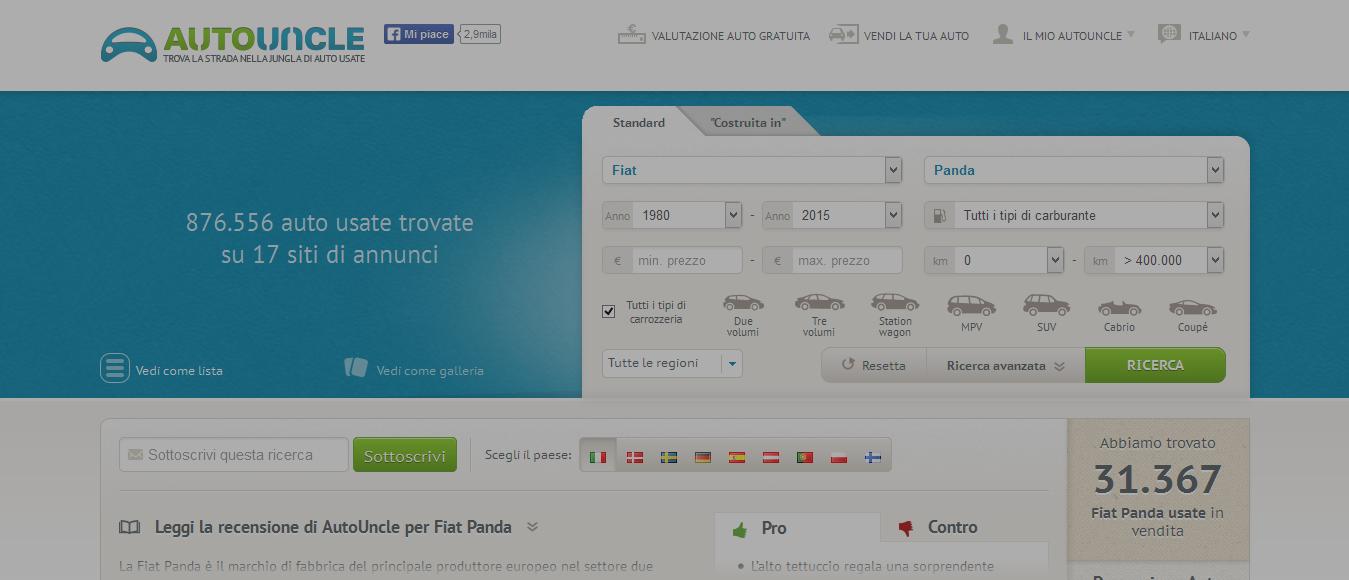 Le italiane più vendute sul web