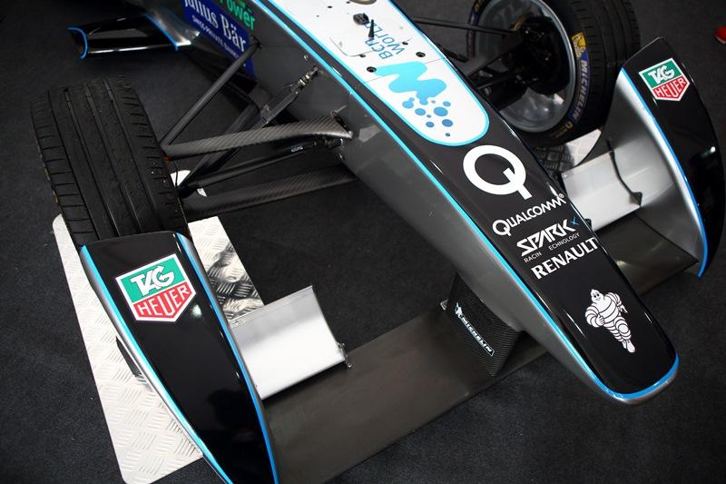 """TAG Heuer e la """"prima"""" della Formula E"""