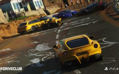 DRIVECLUB, il primo social racing game della storia