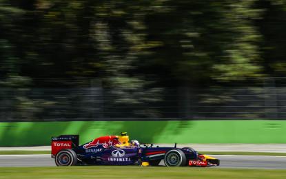 GP Italia: il bilancio di Renault SportF1